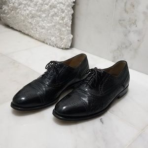 Johnston & Murphy Domani Leather Oxfords